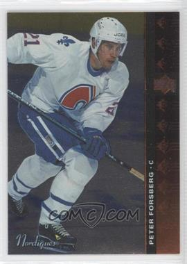 1994-95 Upper Deck SP #SP-156 - Peter Forsberg