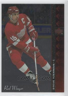 1994-95 Upper Deck SP #SP-25 - Steve Yzerman