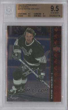 1994-95 Upper Deck SP #SP-36 - Wayne Gretzky [BGS9.5]