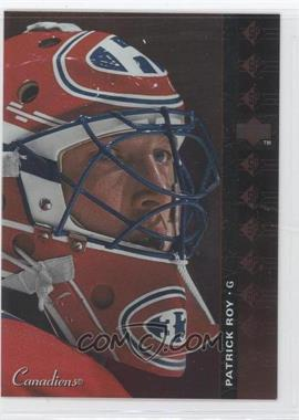 1994-95 Upper Deck SP #SP-42 - Patrick Roy