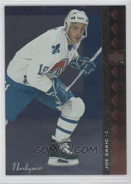 1994-95 Upper Deck SP #SP-65 - Joe Sakic