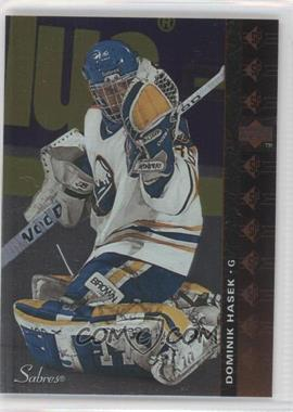 1994-95 Upper Deck SP #SP-8 - Dominik Hasek