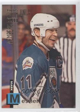 1994 Topps Stadium Club Members Only Box Set [Base] #27 - Mark Messier