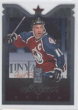 1995-96 Donruss Elite Die-Cut #16 - Joe Sakic