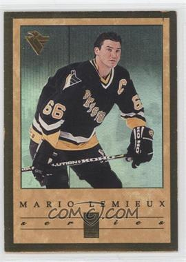 1995-96 Donruss Elite Series [???] #4 - Mario Lemieux /1066