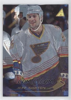 1995-96 Pinnacle - [Base] - Rink Collection #188 - Jeff Norton