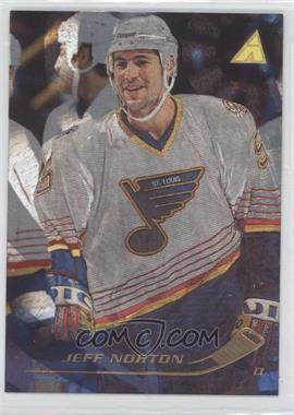 1995-96 Pinnacle Rink Collection #188 - Jeff Norton