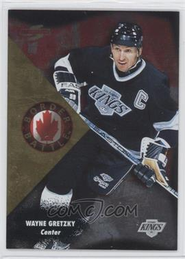 1995-96 Score Border Battle #2 - Wayne Gretzky