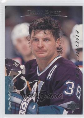 1995-96 Upper Deck - [Base] - Electric Ice #340 - Todd Ewen