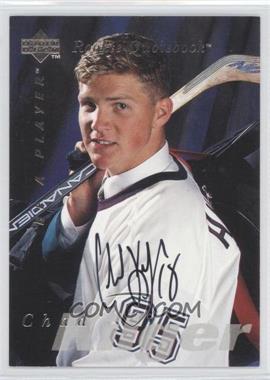 1995-96 Upper Deck Be a Player - [Base] - Autographs [Autographed] #S167 - Chad Kilger