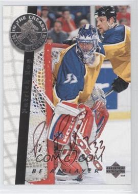 1995-96 Upper Deck Be a Player - [Base] - Autographs [Autographed] #S197 - Patrick Roy