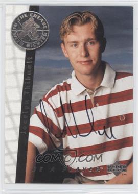 1995-96 Upper Deck Be a Player - [Base] - Autographs [Autographed] #S199 - Jocelyn Thibault