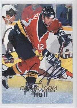 1995-96 Upper Deck Be a Player Autographs [Autographed] #S110 - Jody Hull