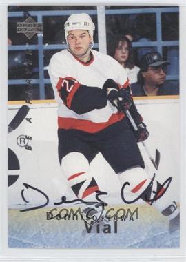 1995-96 Upper Deck Be a Player Autographs [Autographed] #S131 - Dennis Vial