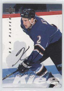 1995-96 Upper Deck Be a Player Autographs [Autographed] #S162 - Ken Klee