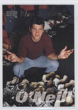 1995-96 Upper Deck Be a Player Autographs [Autographed] #S166 - Jeff O'Neill