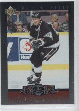 1995-96 Upper Deck Be a Player Great Memories #GM02 - Wayne Gretzky