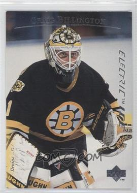 1995-96 Upper Deck Electric Ice #112 - Craig Billington