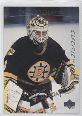 1995-96 Upper Deck Electric Ice #112 - Craig Billington