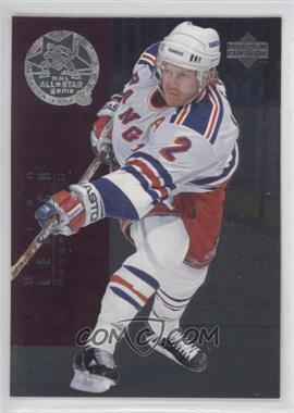 1995-96 Upper Deck NHL All-Star Game #AS7 - Brian Leetch, Nicklas Lidstrom