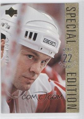 1995-96 Upper Deck Special Edition Gold #SE28 - Dino Ciccarelli