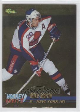 1995 Classic Draft [???] #9 - Mikko Makela