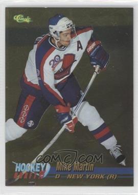 1995 Classic Draft Gold #9 - Mikko Makela