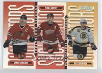 Chris Chelios, Paul Coffey, Ray Bourque /5000
