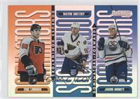 Eric Lindros, Wayne Gretzky, Jason Arnott /5000