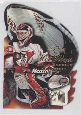 1996-97 Flair - Hot Gloves #2 - Martin Brodeur
