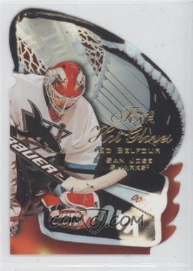 1996-97 Flair Hot Gloves #1 - Ed Belfour