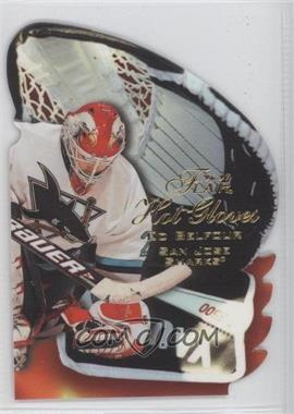 1996-97 Flair Hot Gloves #1 - Ed Belfour
