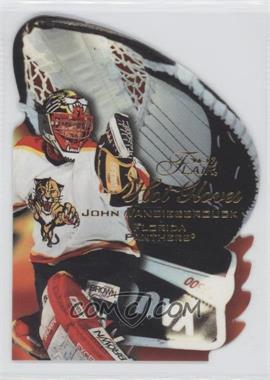 1996-97 Flair Hot Gloves #12 - John Vanbiesbrouck