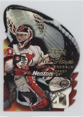 1996-97 Flair Hot Gloves #2 - Martin Brodeur
