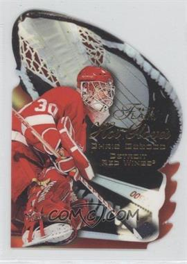 1996-97 Flair Hot Gloves #7 - Chris Osgood