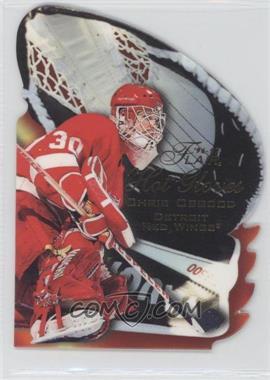 1996-97 Flair Hot Gloves #7 - Chris Osgood