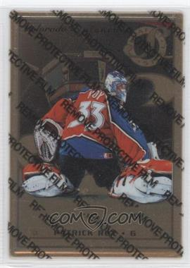 1996-97 Leaf Preferred - Steel - Gold #36 - Patrick Roy