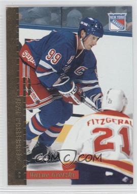 1996-97 Leaf Preferred Press Proof #112 - Wayne Gretzky