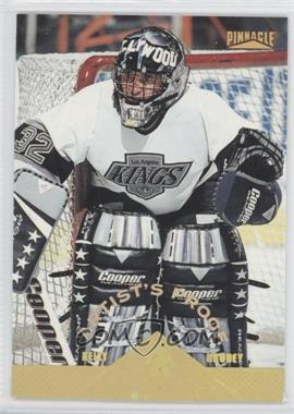 1996-97 Pinnacle Artist's Proof #120 - Kelly Hrudey