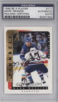 Mark Messier [PSA/DNA Certified Auto]