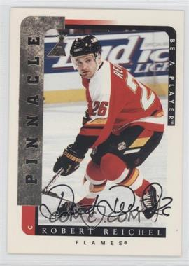 1996-97 Pinnacle Be A Player Autograph [Autographed] #81 - Robert Reichel