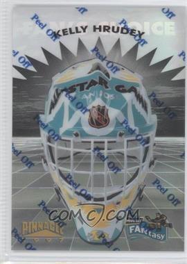 1996-97 Pinnacle FANtasy #FC 21 - Kelly Hrudey