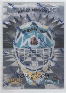 1996-97 Pinnacle Fantasy [???] #FC21 - Kelly Hrudey
