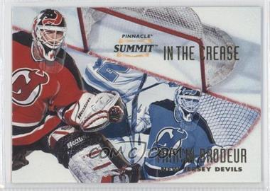 1996-97 Pinnacle Summit [???] #8 - Martin Brodeur /6000