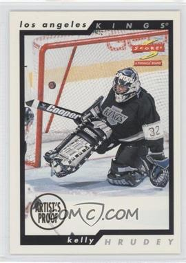 1996-97 Score Artist's Proof #68 - Kelly Hrudey