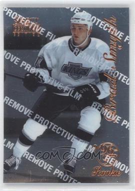 1996-97 Select Certified - [Base] #113 - Brad Smyth