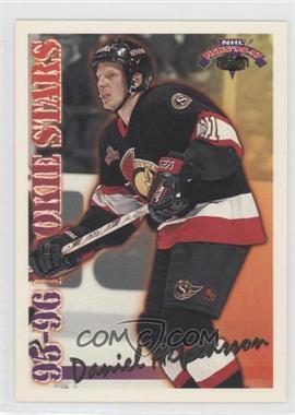 1996-97 Topps NHL Picks Rookie Stars #RS1 - Daniel Alfredsson