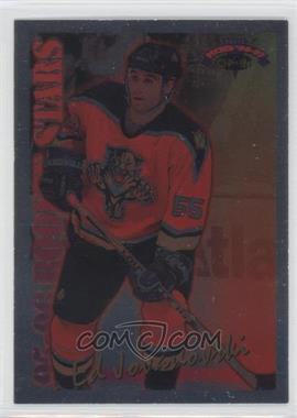 1996-97 Topps NHL Picks Rookie Stars #RS11 - Ed Jovanovski