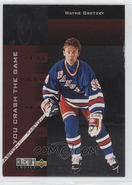 1996-97 Upper Deck Collector's Choice - You Crash the Game - Prizes #CR1 - Wayne Gretzky