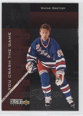 1996-97 Upper Deck Collector's Choice You Crash the Game Prizes #CR1 - Wayne Gretzky
